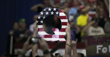 QAnon is dangerous, and growing. And we're talking about it all wrong
