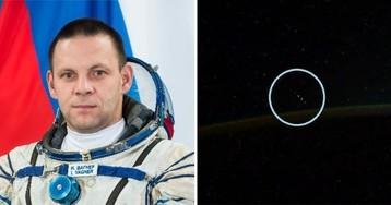 """""""Что это?"""" Российский космонавт снял на видео неопознанные объекты"""