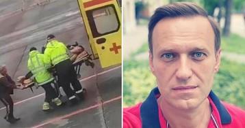 """Главврач назвал """"основной диагноз"""" Навального"""
