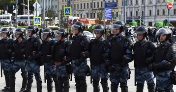 Полиция увидела риск участия сторонников АУЕ в протестах