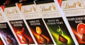 ФАС накажет Lindt за рекламу «европейского качества» в российском шоколаде