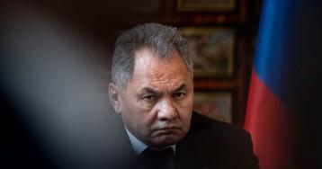 Шойгу: Россия не заинтересована в эскалации напряженности в Закавказье