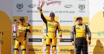 Пилоты LADA Sport ROSNEFT одержали три победы на экваторе кольцевого сезона