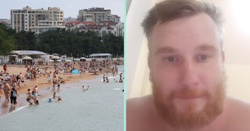 «Случайность?» Журналист Пушкарев описал, как болел ковидом в Геленджике