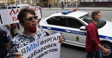 Жириновский предложил успокоить протесты в Хабаровске домашним арестом Фургала