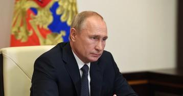 """""""Россия 24"""" покажет большое интервью Путина"""