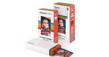 Polaroid представила портативный принтер для мгновенной печати фотографий