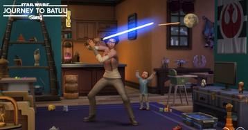 The Sims 4 получит дополнение Star Wars: Journey to Batuu