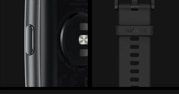 Huawei представила смарт-часы Watch Fit