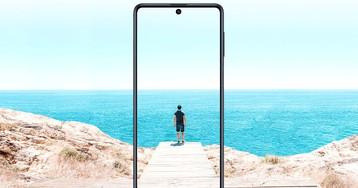 Samsung Galaxy M51 получил аккумулятор емкостью 7000 мАч