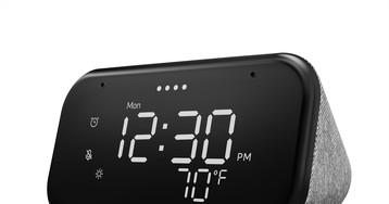 Lenovo Smart Clock Essential — умный будильник за $50