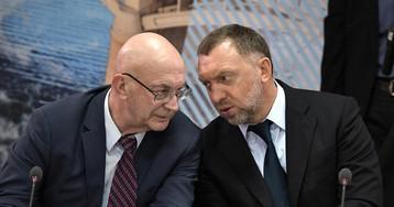 Олег Дерипаска стал почетным профессором МГУ