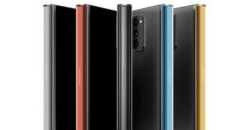 Представлен гибкий смартфон Samsung Galaxy Z Fold2