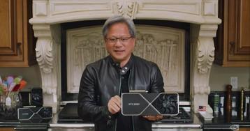 Представлены видеокарты GeForce RTX 3090, RTX 3080 и RTX 3070. И они очень круты
