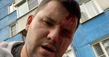 В Петербурге избили борца с незаконными ларьками