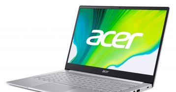 Acer оснастила ноутбуки Swift 3 и Swift 5 процессорами Intel 11-го поколения