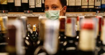 В МВД не поддержали закон об онлайн-торговле алкоголем