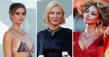 Пир во время ковида. Платья Венецианского кинофестиваля 2020