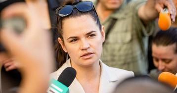 Тихановская попросила ООН отправить в Белоруссию мониторинговую комиссию