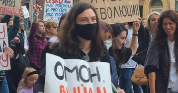 В Белоруссии задержали за субботу 91 протестующего