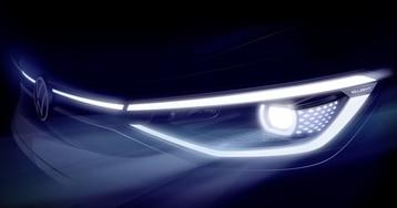 Volkswagen показала интерьер электрического кроссовера ID.4
