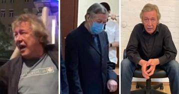 Суд признал Ефремова виновным в ДТП