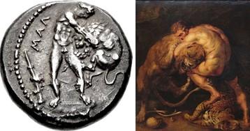 Немейский лев: первый подвиг Геракла в кратком изложении