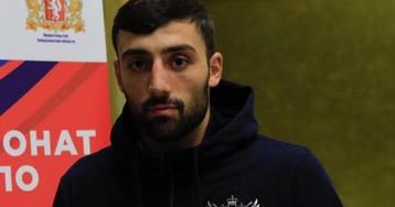 Чемпион России получил условный срок за наркотики и драку с Росгвардией