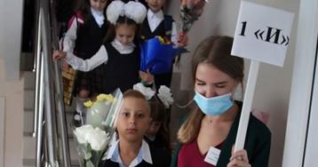 Вспышки в 11 регионах и закрытие школ: что сейчас с эпидемией в России