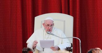 Папа Римский сравнил секс и еду с «божественным удовольствием»