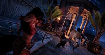Ubisoft анонсировала выпуск ремейка Prince of Persia: The Sands of Time