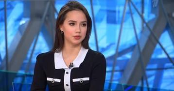«Была бы она поумнее». Роднина раскритиковала уход Загитовой на ТВ