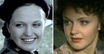 Какой стала радистка Таня Скрябина из сериала «Диверсант»? Ей уж 43