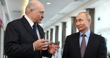 Путина поразили масштабы протестов в Белоруссии - источник Блумберг