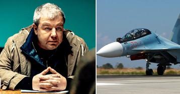Александр Робак сыграет в военной драме про Сирию