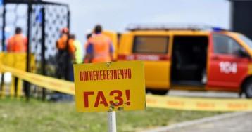 Под Киевом прогремел мощный взрыв из-за разгерметизации газопровода, поставляющего газ в Европу