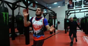 Трамп назвал Хабиба лучшим бойцом в мире