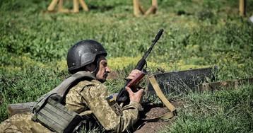 На Донбассе на гранате подорвался полковник и пресс-офицер бригады ВСУ