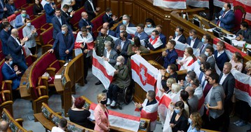 Верховная Рада признала выборы президента в Беларуси нечестными