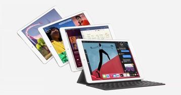 Apple презентовала обновленные iPad и iPad Air