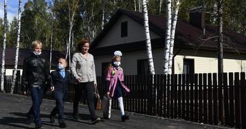 Минфин предложил расширить госпрограмму ипотеки для многодетных
