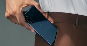 Sony представила смартфон Xperia 5 II