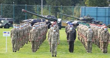 Украинские военные совместно с американскими начали учения Rapid Trident 2020: фото