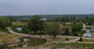 В Запорожье хотят передать весь участок ландшафтного парка КП «Титан»