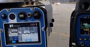 В Запорожье инспекторы патрульной полиции вынесли свыше 8 тысяч постановлений о нарушении скорости