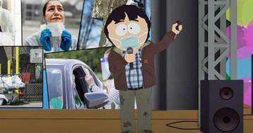 """Создатели """"Южного парка"""" посвятили спецэпизод пандемии коронавируса - вот его трейлер/Авторы впервые за все 23 сезона шоу решили выпустить серию продолжительностью в один час"""