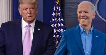 Дуэль Трампа и Байдена: хозяин Белого дома может пошатнуть основы американского строя/В США перед выборами сложилась непредсказуемая ситуация