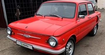 """Как выглядит """"Запорожец"""" с начинкой от Mazda: фото необычного авто"""