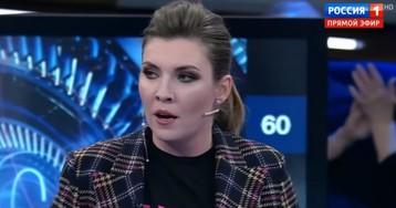 Телеведущая «России 1» Скабеева слегла с коронавирусом