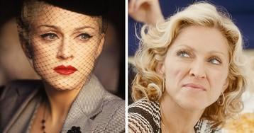Мадонна снимет художественный фильм о самой себе